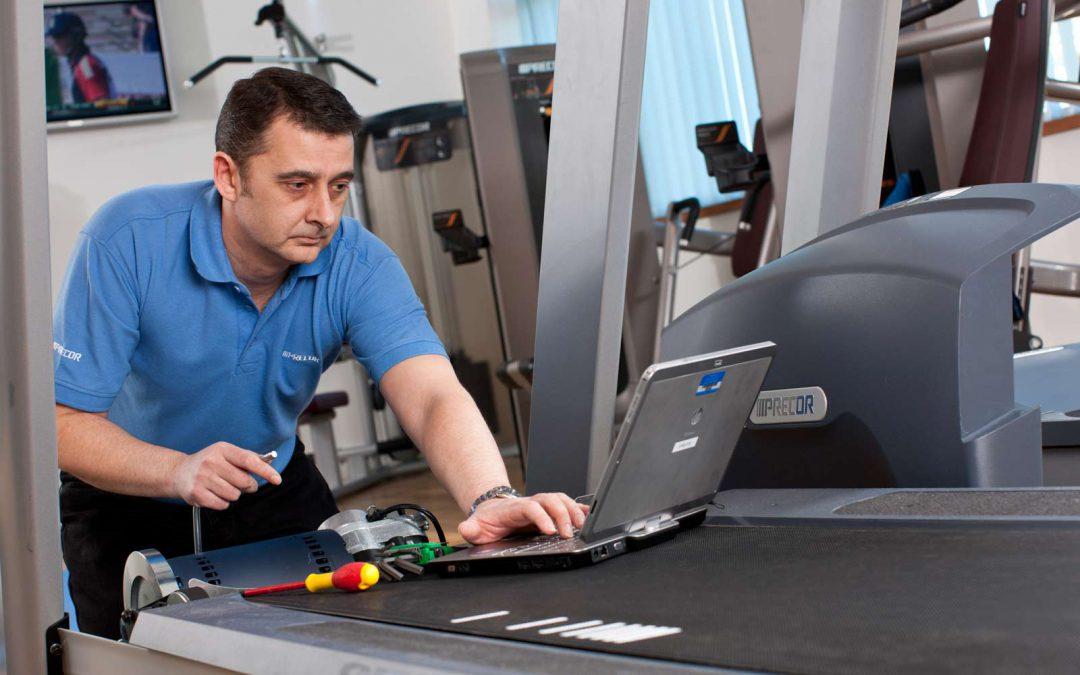 La importancia de tener un buen Servicio Técnico en gimnasios y espacios deportivos (S.A.T)