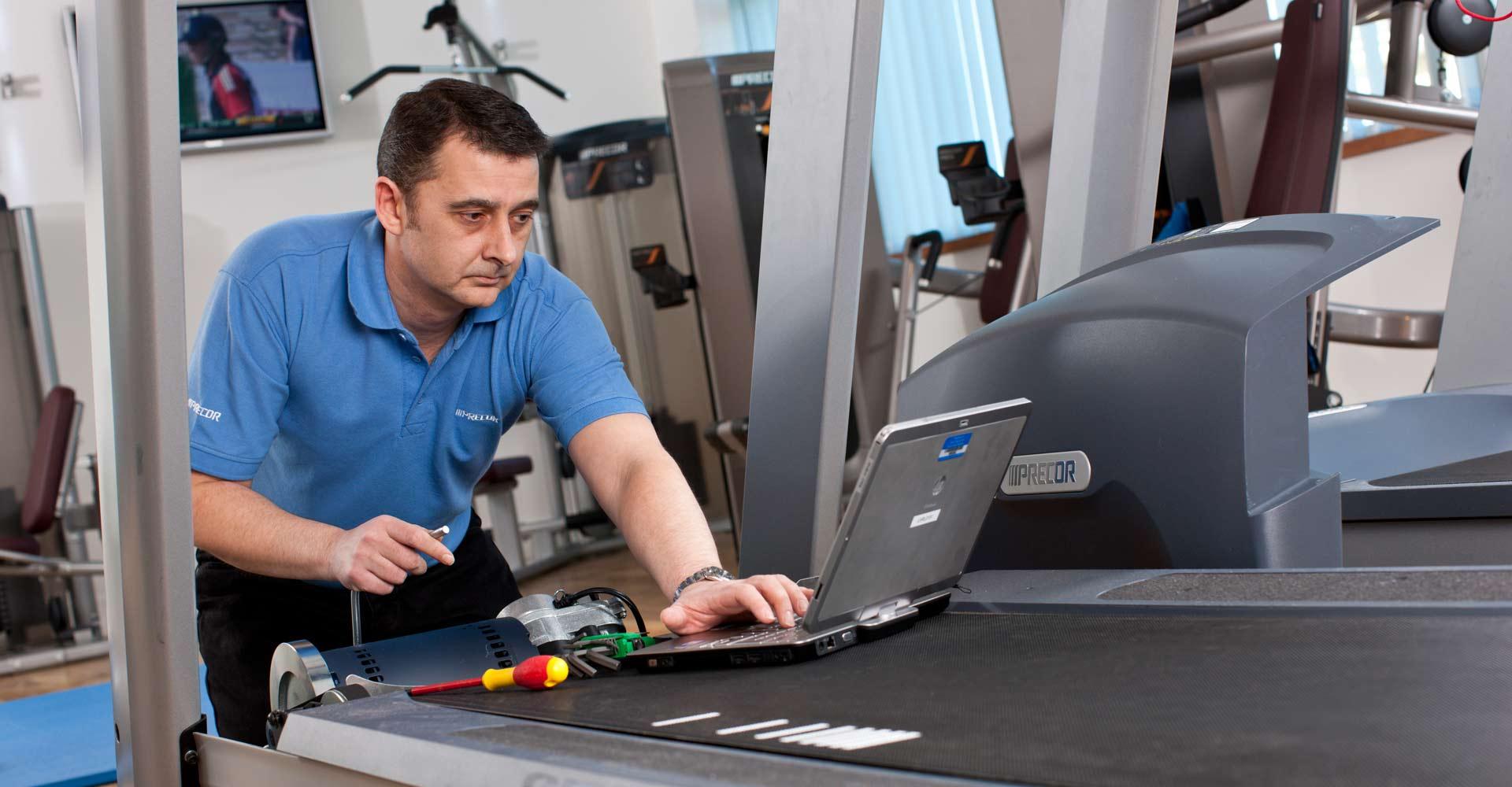 La importancia de tener un buen Servicio Técnico en gimnasios y espacios deportivos