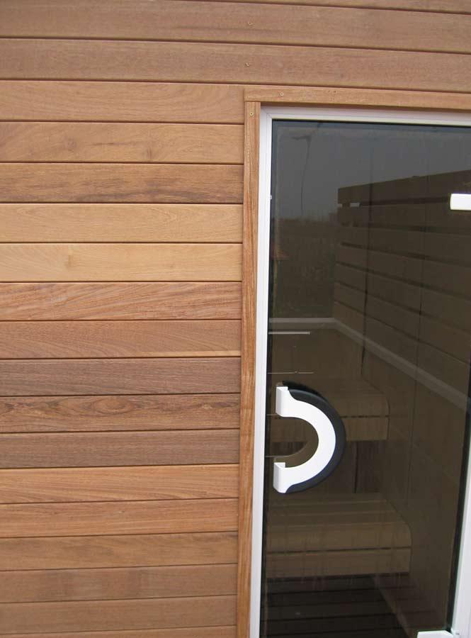 Argysan sauna-en-terraza particular