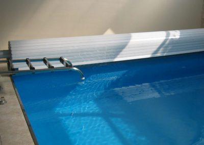 Argysan cubierta de piscina interior