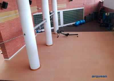 Argysan Pavimento Deportivo Andoain