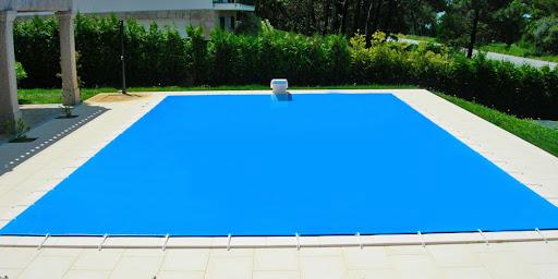 cobertor de protección para piscina