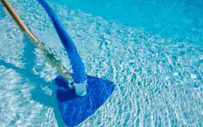 Limpiafondos manual para piscinas