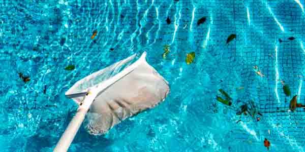 limpieza-de-hojas-en-piscina